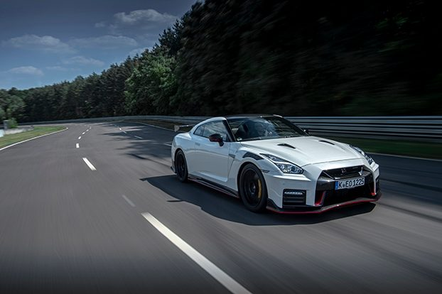 2020 Nissan GT-R NISMO put to the test