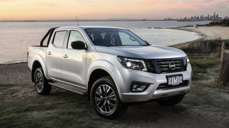 Navara on rocky beach