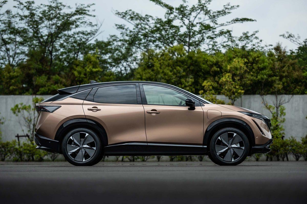 Nissan Introduces The Ariya A 100 Electric Crossover Nissan Australia