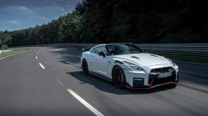 2020 GT-R on road testing