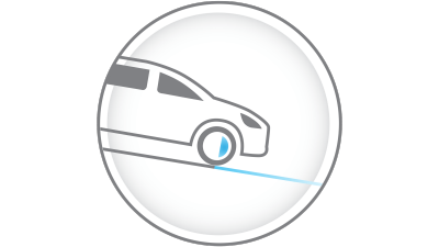 Hill start assist icon