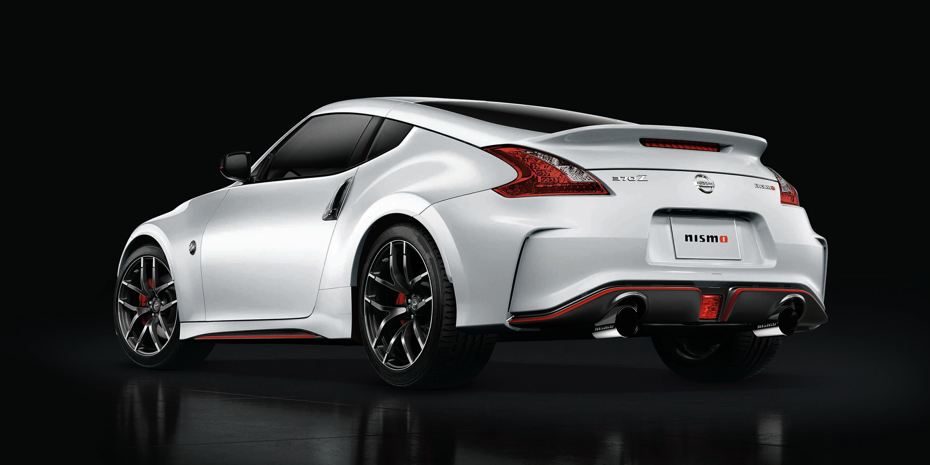 Nissan 370Z in showroom
