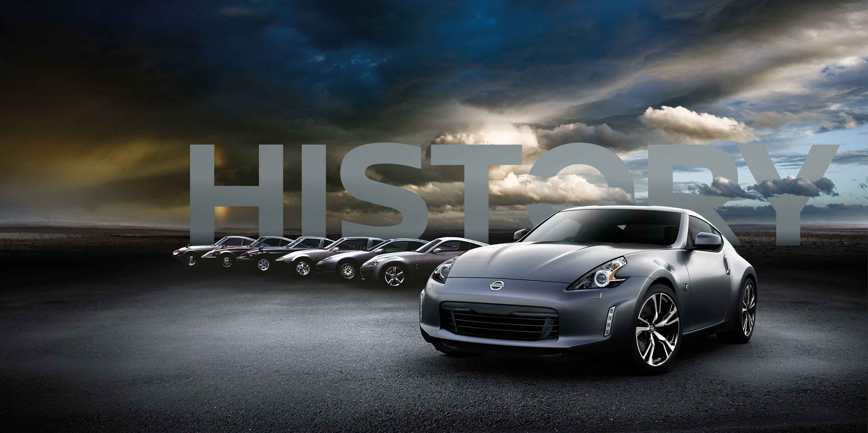 Nissan 370Z classic sports car | Nissan Australia
