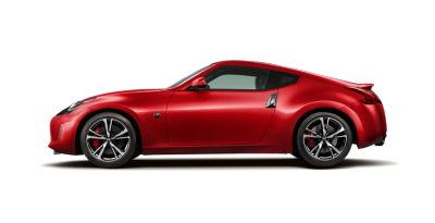 Nissan Rouge Red 370z
