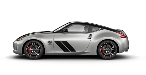 370Z 50th Anniversary Coupe (Silver/Black) Man