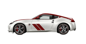 Nissan 370Z 50th Anniversary Coupe