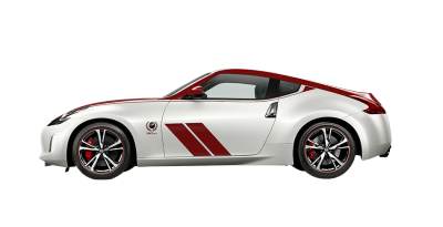 370Z Manual 50th Anniversary Coupe