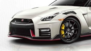 Nissan GT-R Nismo front fascia