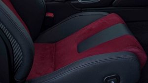 Recaro® seats close-up