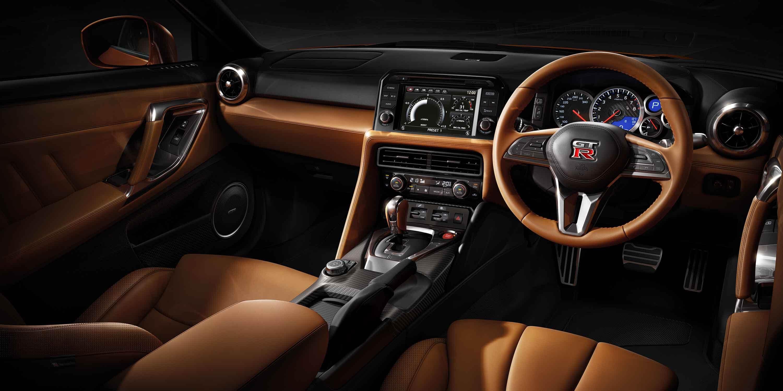 Nissan Gtr Interior >> The Iconic Nissan Gt R Style Supercar Nissan Australia