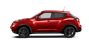JUKE side profile