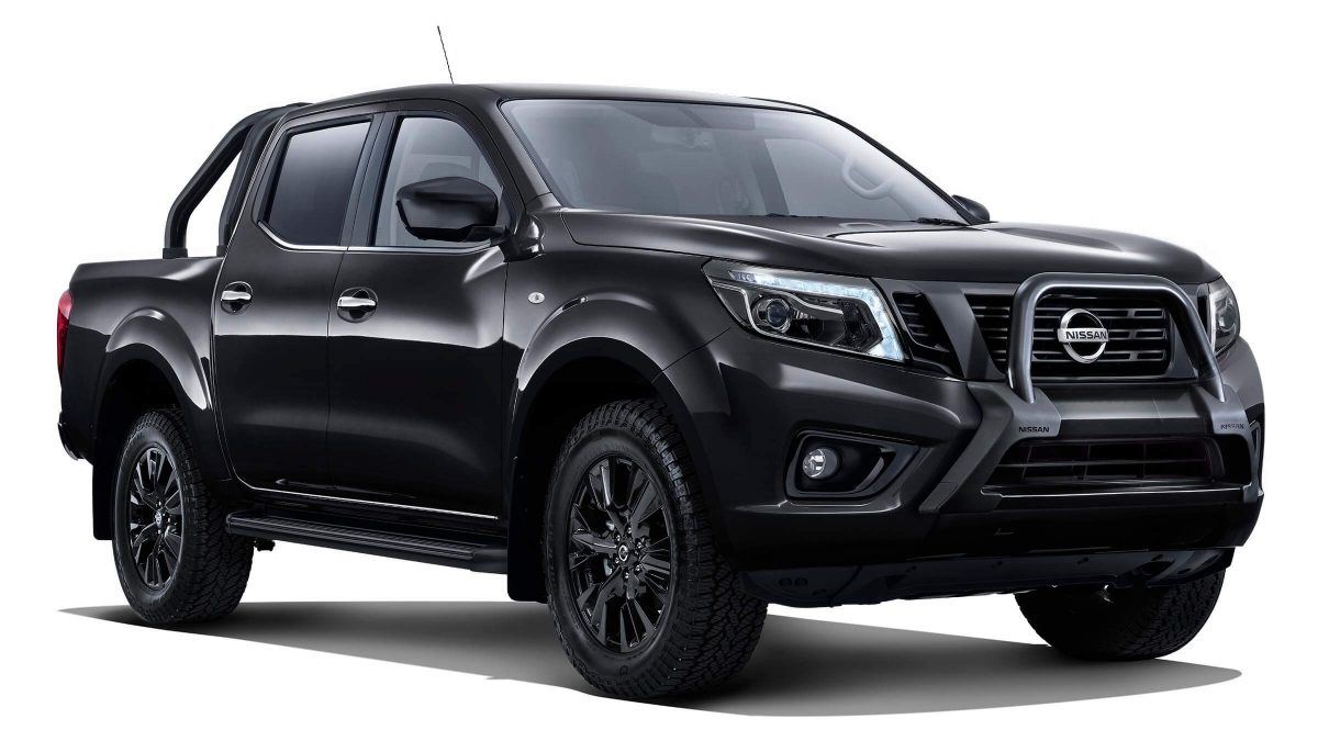 Accessoriesed Navara ST 3/4 Profile