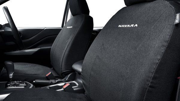 FRONT SEAT COVERS (NAVARA)