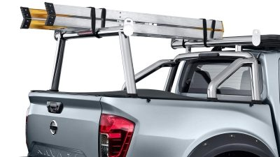 Rear Ladder Rack