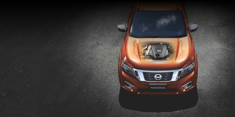 Nissan Navara Ute - Powerful made clever | Nissan Australia