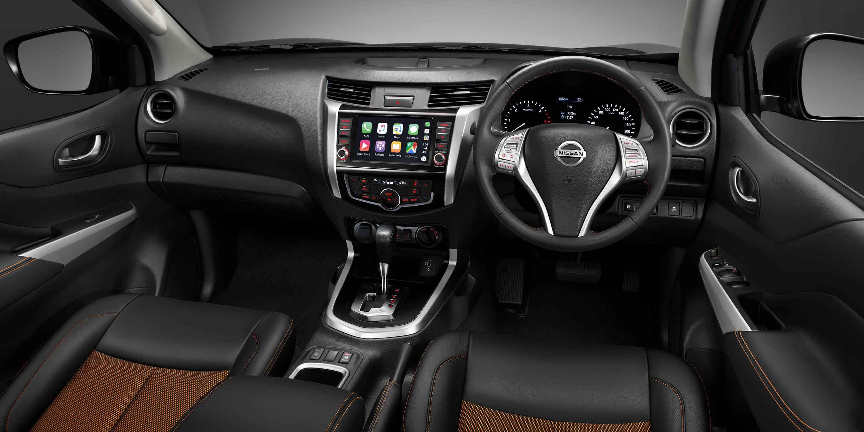 Nissan Navara Ute - Powerful made clever | Nissan Australia