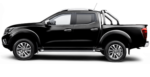 Navara ST-X Dual Cab 2WD Auto