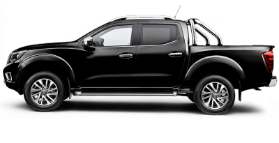 Navara side profile