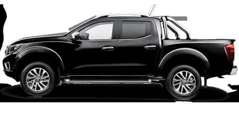 Navara ST-X Dual Cab 4WD Auto (with Sunroof)