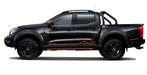Navara N-TREK WARRIOR DUAL CAB 4WD MAN