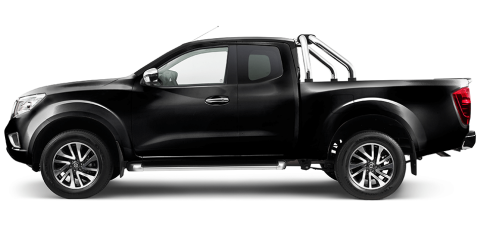 NAVARA ST-X KING CAB 4WD AUTO (LEATHER)