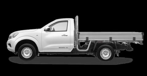 NAVARA RX SINGLE CAB CHASSIS 4WD AUTO