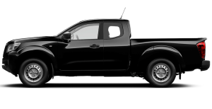 Navara SL King Cab side profile