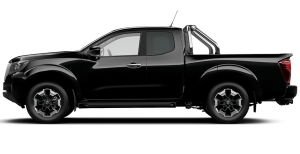 Navara ST-X King Cab side profile