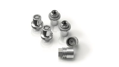 Wheel lock nuts