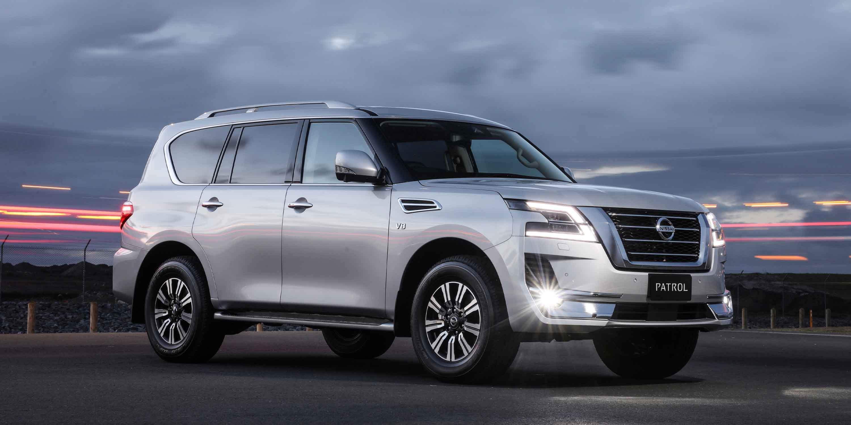 Nissan Patrol Think Big With This Powerful 4x4 Nissan Australia