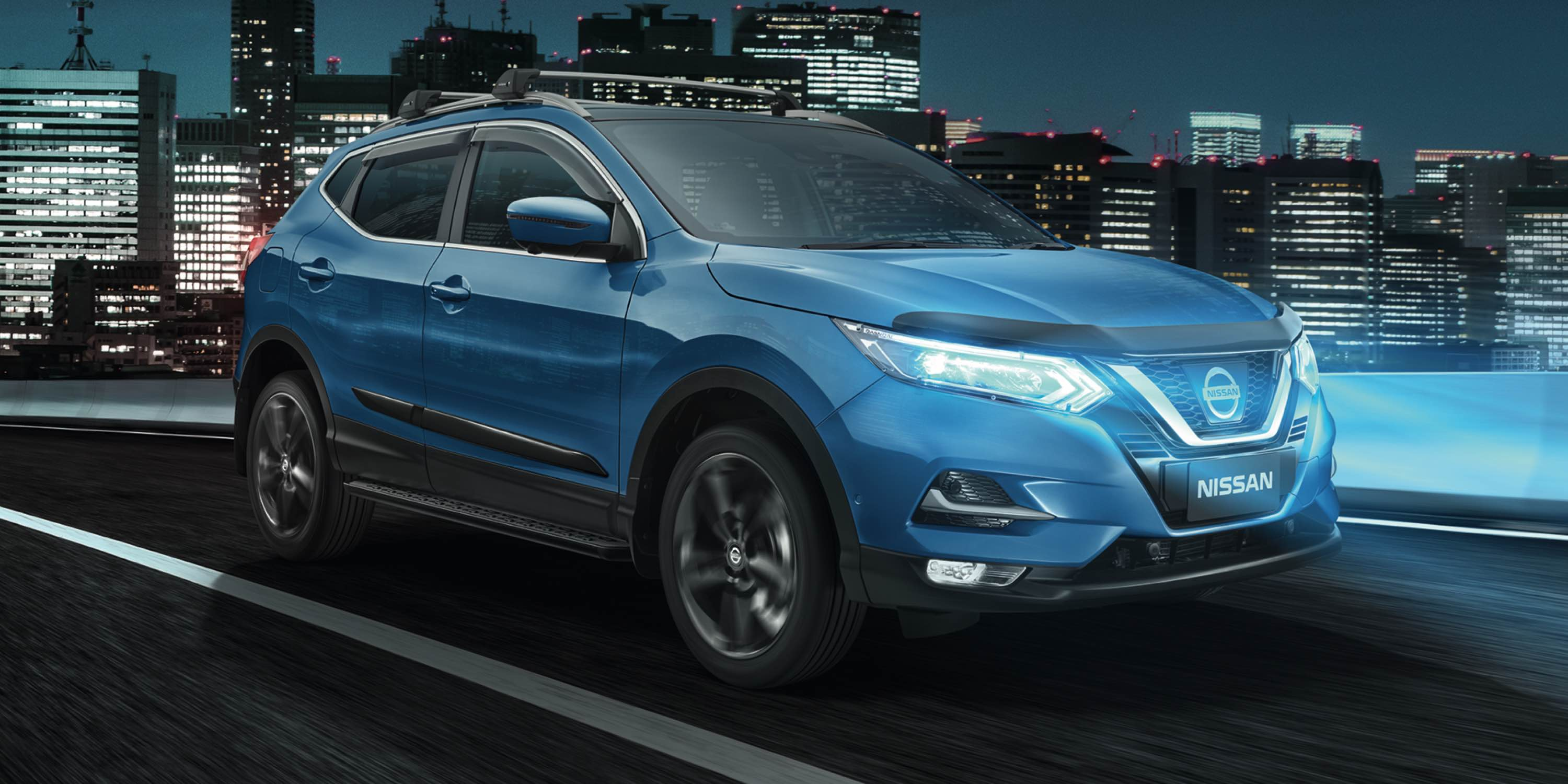 QASHQAI Delivering Peace of Mind