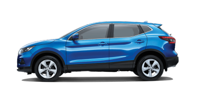 QASHQAI Manual 2WD ST side profile