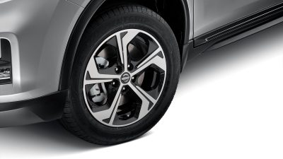 "X-TRAIL with Alloy wheels (17"" Flow)"
