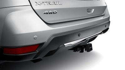 X-TRAIL with Rear Park Assist