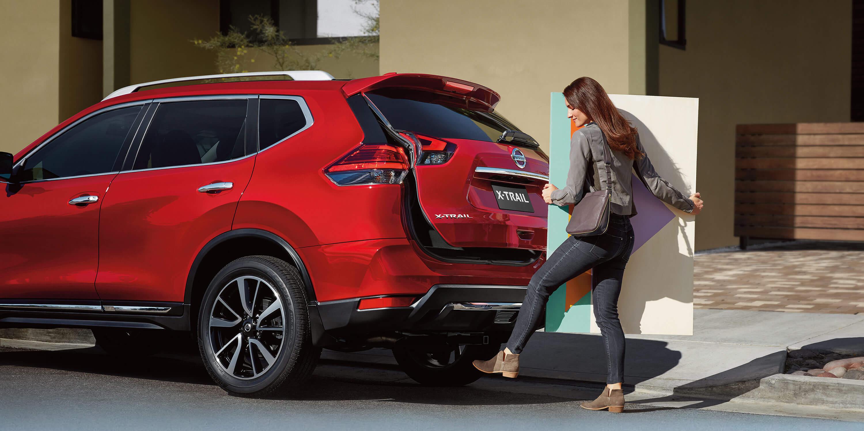Nissan X-TRAIL - The world's best selling SUV | Nissan Australia on