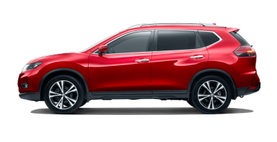 Nissan Ruby Red X-Trail ST-L
