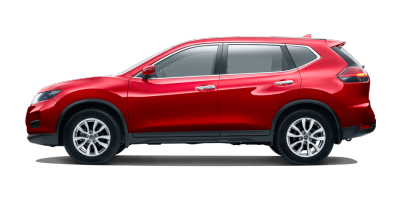 Nissan Ruby Red X-Trail ST