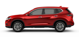 Nissan Ruby Red X-Trail TS
