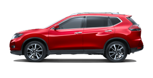 Nissan Ruby Red X-Trail N-TREK