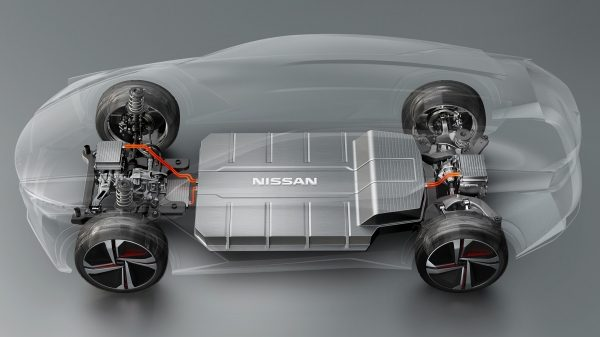 Nissan IMx KURO battery