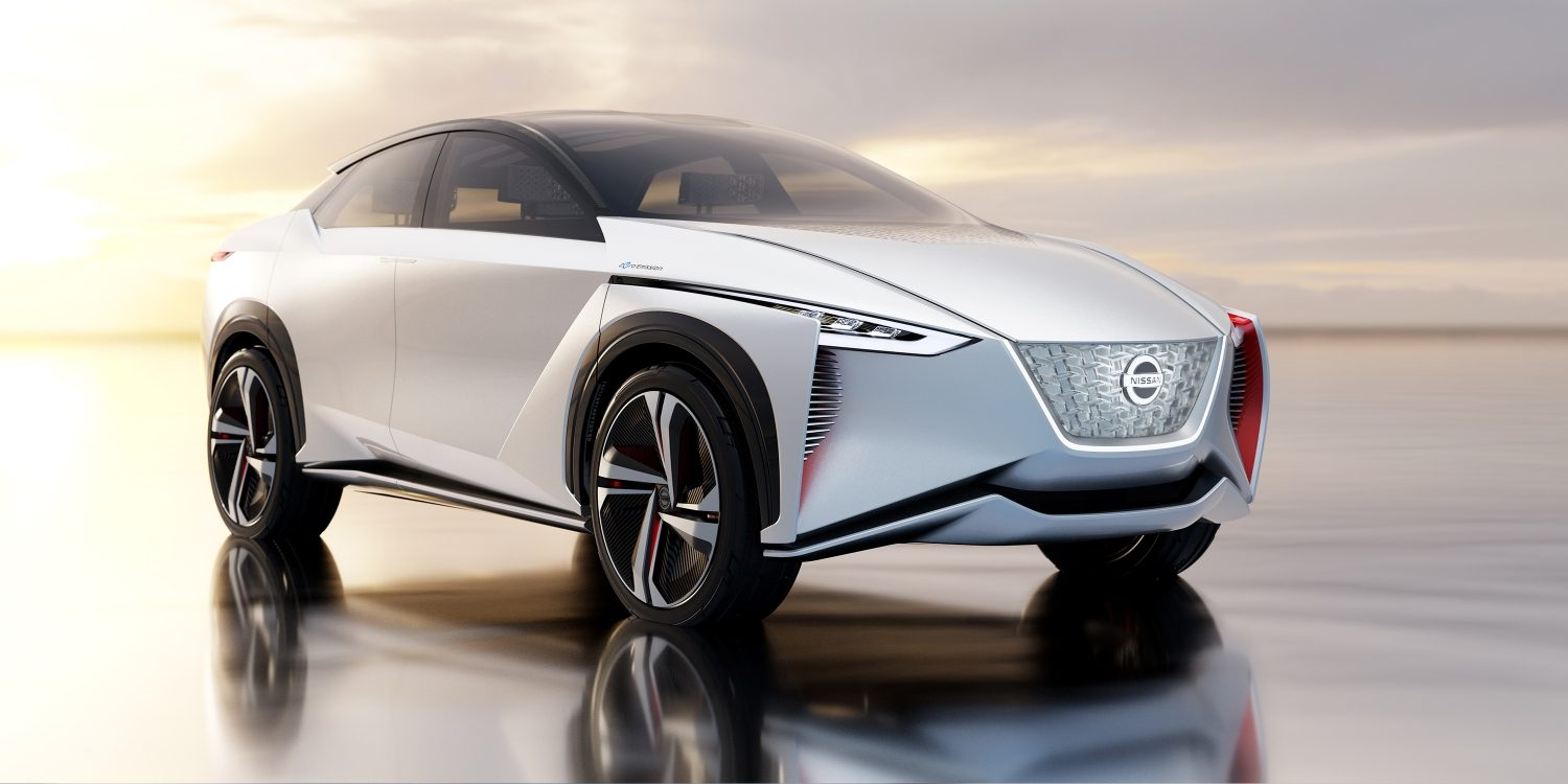 2:59 Nissan Intelligent Mobility: the Nissan IMx concept