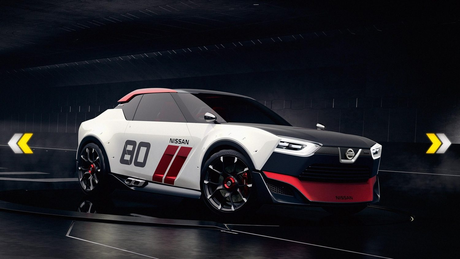 Nissan IDX NISMO Concept. Gallery low side.