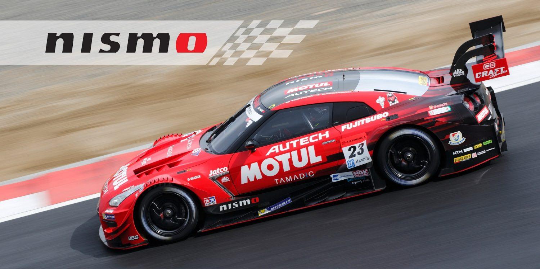NISMO race car profile