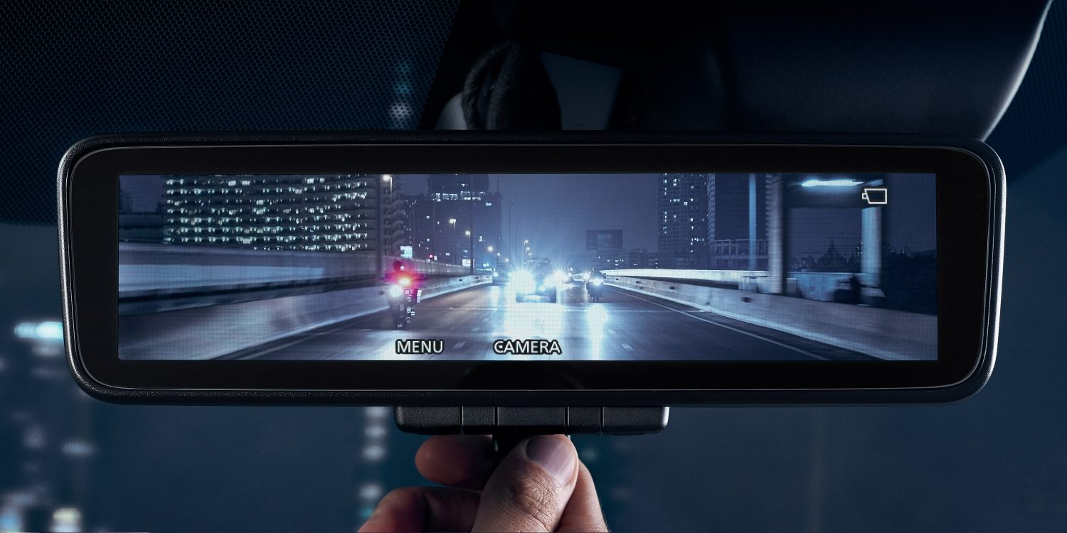 Nissan Terra Intelligent Rear View Mirror