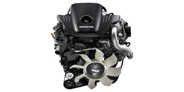 Nissan Terra engine