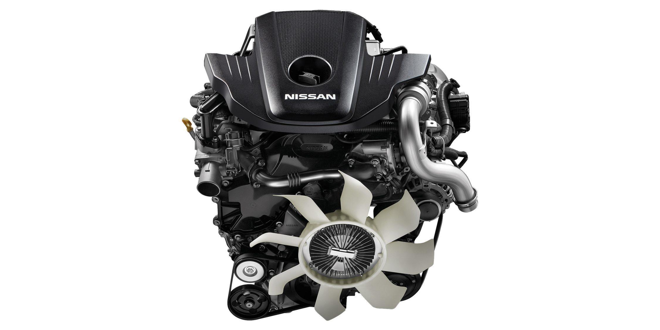 Nissan Terra engine