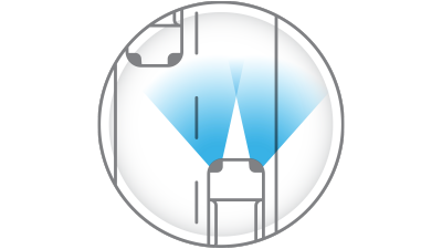 adaptive front light system icon