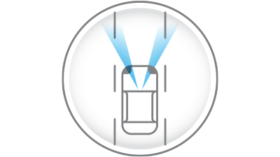 lane intervention icon