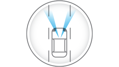 lane departure warning icon