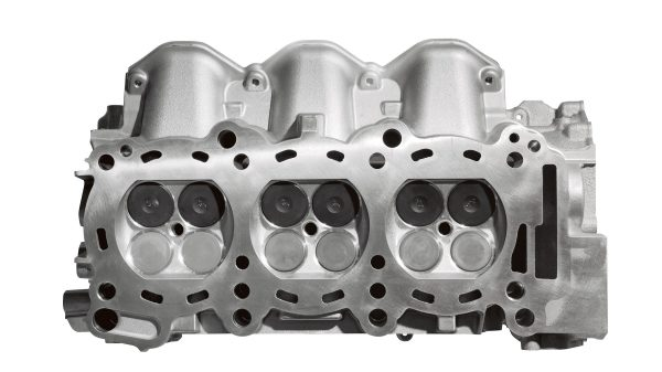 Nissan GT-R Engine block